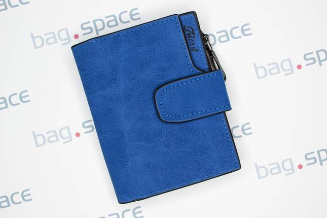 Кошелёк женский Friend Compact, тёмно-синий, фото 2