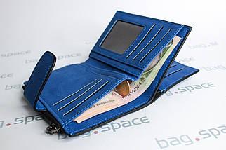 Кошелёк женский Friend Compact, тёмно-синий, фото 3