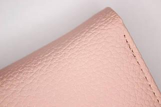 Кошелёк женский Fiore Simona, розовый (пудровый), фото 3