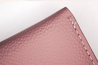 Кошелёк женский Fiore Simona, серо-розовый, фото 3