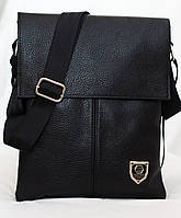 Кожаная мужская сумка Philipp Plein 29*24