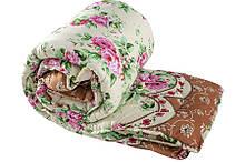 Одеяло овечья шерсть 180х215 Верона