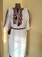 Сукня вишита жіноча ручної роботи