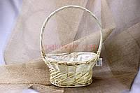 Декоративная флористическая корзина №QQ5287