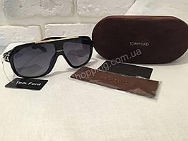 Солнцезащитные очки Tom Ford Lux черные 0138
