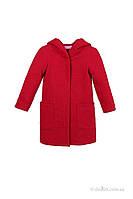 Пальто мама дочка  Mililook Крис р.80 красный