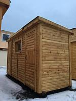 """Душ-туалет садовый 4х1,5м """"все включено"""""""