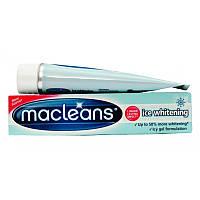 Отбеливающая зубная паста (гель)  Macleans Ice Whitening gel