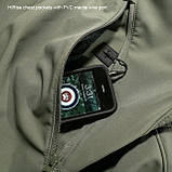 Куртка армейская стран НАТО, цвет-МУЛЬТИКАМ, фото 7