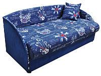 """Тахта компактный и лаконичный  диван с оригинальным дизайном """"Студент"""""""