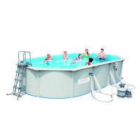 Bestway Сборный бассейн Bestway Hydrium 56369 с песочным фильтром (610х360х120)