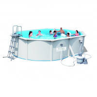 Bestway Сборный бассейн Bestway Hydrium 56586 с песочным фильтром (500x360x120)