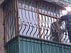 Решетки для балкона сварные