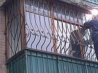 Решетки для балкона сварные, фото 1