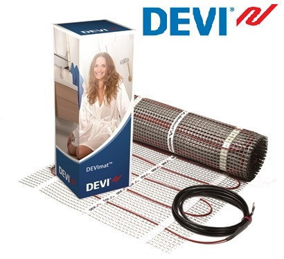 Нагревательный мат DEVIcomfort 150T (DTIR-150) 83030588 (12м²)