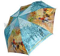 Женский зонт Воскресный Лондон (полный автомат, ЛЁГКИЙ) арт. 23815-9