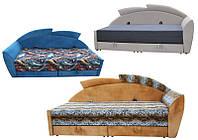 """Тахта компактный и функциональный диван с оригинальным дизайном """"Астра"""""""
