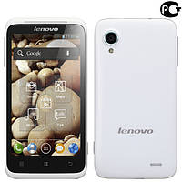 "Смартфон Lenovo S720 MTK6577 3G 4.5"" IPS (White)"