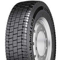 Грузовые шины Continental LD3 Hybrid 17.5 245 M (Грузовая резина 245 70 17.5, Грузовые автошины r17.5 245 70)