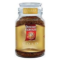 Кофе растворимый Douwe Egberts Gold, 95г