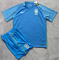 """Футбольная форма сборной """"Бразилии"""" Nike Brasil  2016-18"""