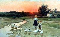 Каким был аграрный рынок Украины 100 лет назад: история в старинных картинках