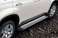Боковые пороги для Nissan X-Trail T31 (2007-2014)