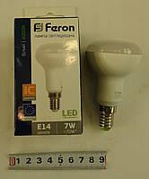 Светодиодная лампа Feron LB450 E14 (R50) 7W 4000К (белый нейтральный)