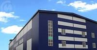 Реконструкция Быстровозводимые здания из сендвичпанелей