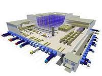 Строительство и проектирование складов под ключ