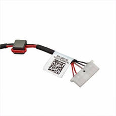 Оригинальный разъем гнездо кабель питания DELL Inspiron 15 5555 5558 5559 5459  DC30100UD00 / 0KD4T9, фото 2