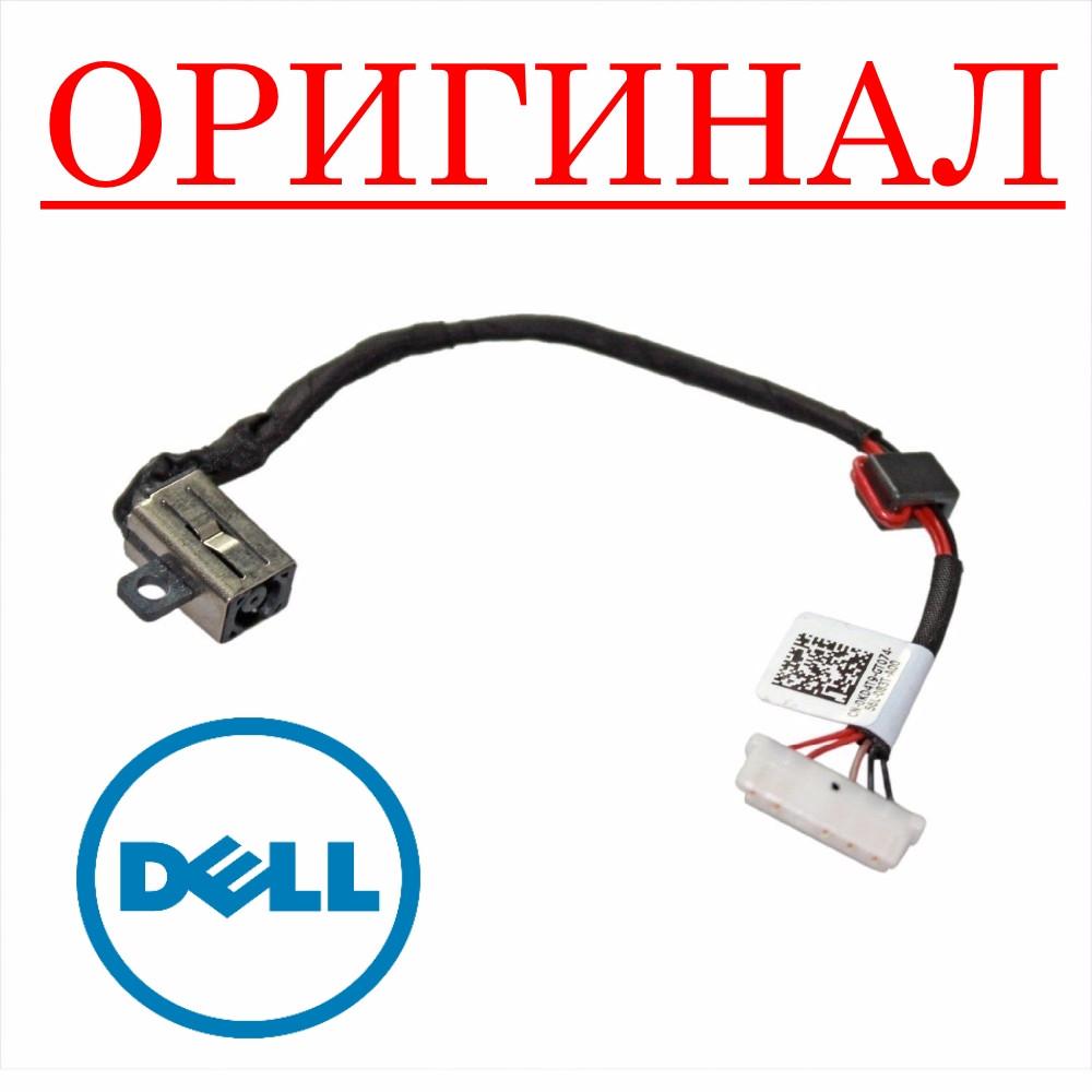 Разъем гнездо кабель питания DELL Inspiron 17 5758, 5000 series - DC30100UD00 (DC30100VV00) / 0KD4T9