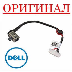 Разъем гнездо кабель питания DELL Inspiron 17 5758, 5000 series - DC30100UD00 (DC30100VV00) / 0KD4T9, фото 2