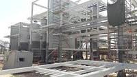 Монтаж металлоконструкций, оборудование, установок