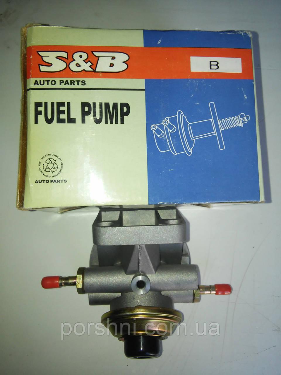 Подкачка топлива Ford  Sierra Scorpio 2.3-2.5 дизель.