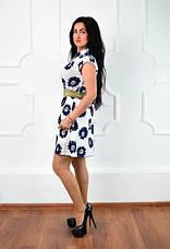 """Платье  """"Летняя короткая красота"""" размеры 44,46,48, фото 3"""