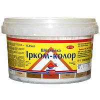 Шпаклевка Ирком-Колор дуб 0.35 кг