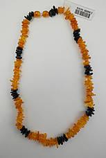 Ожерелье из натурального янтаря, фото 3