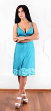 """Платье  """"Горошки Людмилы"""" размеры 48-50, фото 2"""