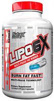 Nutrex Для снижения веса Lipo 6 X BaSix series 60 caps