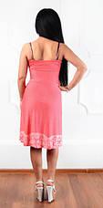 """Платье  """"Горошки Людмилы"""" размеры 44,46,48,50, фото 2"""