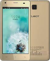 """Смартфон Cubot Echo gold золото (2SIM) 5"""" 2/16 GB 5/13 Мп 3G оригинал Гарантия!"""