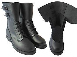 Ботинки тактические Opinacze черная кожа