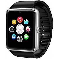 Smart Watch Gt - 08, Часы умные Gt - 08 Черно-серый