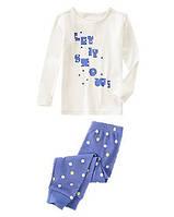 Пижама Crazy8 для девочек