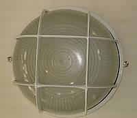 Светильник уличный с защитной решёткой Magnum MIF 60W (белый цвет) Круг (бесплатно не доставляется)