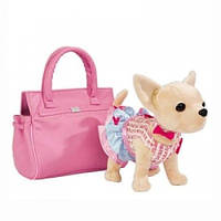 Собачка в сумочке  Chi Chi Love розовая мечта чи чи лав