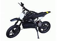 """Кроссовый детский электромотоци """"Crossover"""" с надувными колесами Амортизатор до 90 кг мотор 500 W до 25 км/ч"""