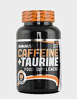 BioTechКофеин Таурин Coffeine+Taurine (60 caps )