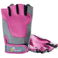 OLIMP Рукавички жіночі Fitness One ( pink )